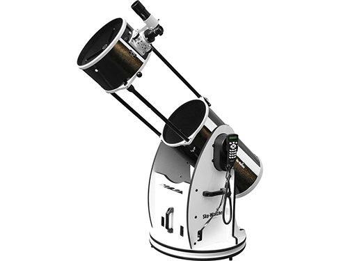 Folding pocket telescope